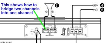 wiring diagram for 4 channel car amp with sub readingrat net 2 channel amp wiring diagram at Wiring Diagram For Car Amplifier