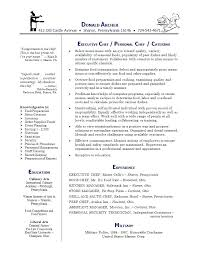 Executive Chef Resume Delectable Chef Resume Example Chef Resume Skills Examples Netdoma