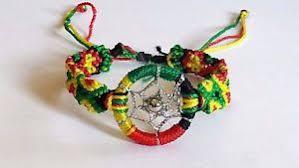 Bob Marley Dream Catcher Bob Marley Rasta Dreamcatcher Reggae Hand Woven Bracelet eBay 26