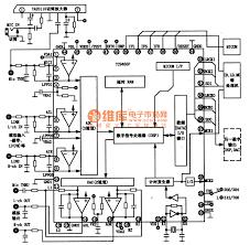videoke remote wiring diagram videoke image wiring tc9465f karaoke single chip lsi circuit audio circuit circuit on videoke remote wiring diagram