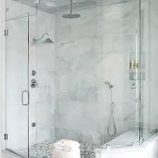 marble tile shower. Marble Shower Tile Gray Mosaic Floor Images . W