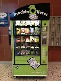 Vending Machines Montreal Classy L'art En Palabres Bibliothèques Insolites Autour Du Monde Livres