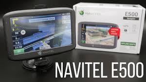 Оффлайн <b>GPS Навигатор Navitel E500</b> - путеводная звезда ...
