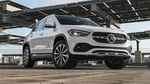 Explore the gla 250 4matic suv, including specifications, key features, packages and more. 2021 Mercedes Benz Gla 250 First Drive Small Size Big Feel