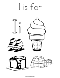 Small Picture I Coloring Pages FunyColoring