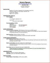 How To Create A Resume How To Make A Professional Resume With How To