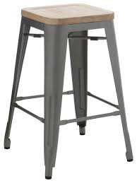 xavier pauchard french industrial dining room furniture. xavier pauchard french industrial dining room furniture gunmetal grey metal stool ash seat bar t