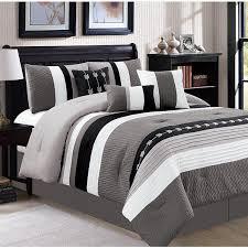 zybert 7 piece comforter set
