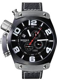 german watch german watches on at watches com rebosus xl black 24 hour automatic day date