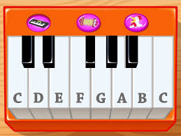 In this musical piano game, kids are encouraged to explore ...