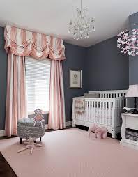 baby girl room chandelier. Image By: Merigo Design Baby Girl Room Chandelier N