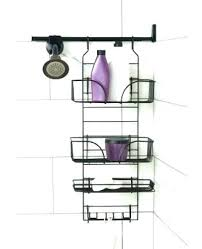 no rust shower caddy no rust shower stainless rust free hanging
