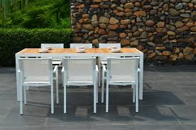 outdoor furniture white. Patio Dining Table Set Luxury Furniture Home Depot Outdoor White U