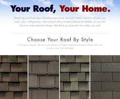 Delighful Architectural Shingles Colors Gaf Roofing Styles T In Perfect Ideas