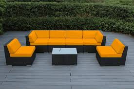 yellow outdoor furniture. 1 Yellow Outdoor Furniture