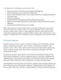 Patient Care Assistant Duties Patient Care Technician Job ...