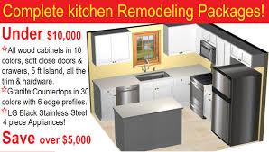Kitchen Remodeling Arizona Best Kitchen Ideas Kitchen Remodeling Packages Under 10000 In