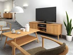 Living Room Furniture Oak Hutchar Stockholm Retro Oak Living Range