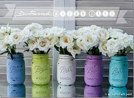 chalkboard paint mason jars diy jar painted how to glass with acrylic chalk office organization home design 8