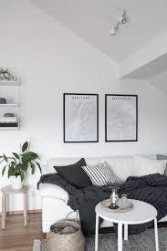 Monochrome Living Room Decorating 481 Best Images About Living Room On Pinterest Scandinavian