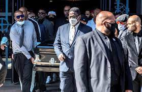 funeral for Biz Markie ...