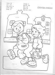 Coloriage D Une Cole Maternelle