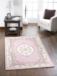 shensi rose pink rug