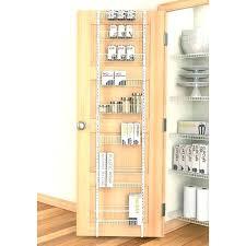 pantry door storage rack kitchen storage door racks kitchen cabinet storage solutions pantry door rack bin