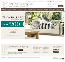 Ballard Designs Store Atlanta Ballard Designs Competitors Revenue And Employees Owler