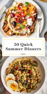 Light And Refreshing Dinner Ideas Quick Easy Summer Suppers Kitchn