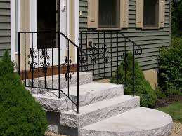 front door stepsStairs stunning outdoor handrails outdoorhandrailsoutdoor