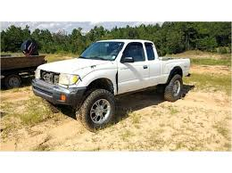 1998 Toyota Tacoma V6 For Sale ▷ Used Cars On Buysellsearch
