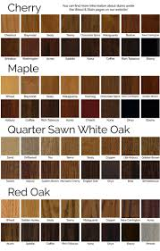 wood colours for furniture. Would You Like To See The Wood And Stain Combinations? Select 4 Of Our Samples In Your Home. All Ship Within One Week Or Sooner Colours For Furniture C