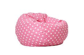 Baby Nursery. Modern Teen Bean Bag Chair Target: Pink Polka Dot ...