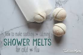 soothing shower melts
