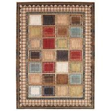 cheyenne multi 8 ft x 11 ft area rug