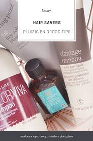 Hair Savers Fijne Producten Tegen Droog Pluizig En Statisch Haar