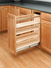 6 Inch Kitchen Cabinet Amazoncom Rev A Shelf 448 Bc 5c 5 In Pull Out Wood Base