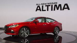 Nissan Altima New Design 9 More Things To Know About The 2019 Nissan Altima