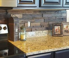 ... Creative Design Rustic Backsplash Unusual Ideas Best 25 On Pinterest  Cabin Country ...