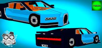 So how do the stats compare? Bugatti Chiron Addon Minecraft Pe Mods Addons