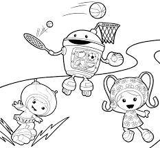 Nick Jr Coloring Pages Printable Luxury Photography Team Umizoomi