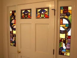 stained glass entry doors prairie stained glass entry door side fiberglass leaded glass entry doors