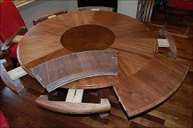 diy round kitchen table plans how to select round dining table expanding round dining table of