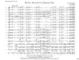 Rockinu0027 Around The Christmas Tree  MuseScoreRock In Around The Christmas Tree
