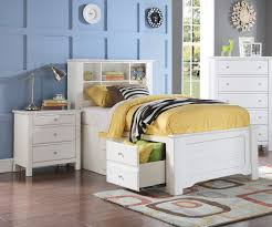white bookcase storage bed. Plain Storage Alternative Views On White Bookcase Storage Bed