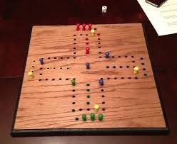 Wooden Aggravation Board Game Pattern 100 best Aggravation Boards images on Pinterest Aggravation board 96