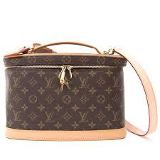 louis vuitton monogram nice cosmetic travel bag lvjs601 louis vuitton nice cosmetic bag that can also
