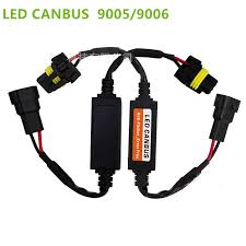 popular toyota corolla wiring harness buy cheap toyota corolla 2x 9005 9006 led headlight canbus wiring harness adapter led car headlight bulb auto headlamp fog