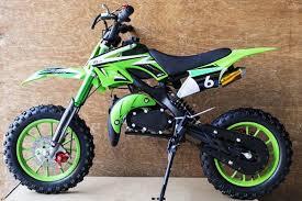 motor mini cross mini trail 50cc mesin 2 mainan anak